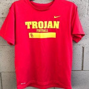 Nike SC Trojan football 🏈 t-shirt